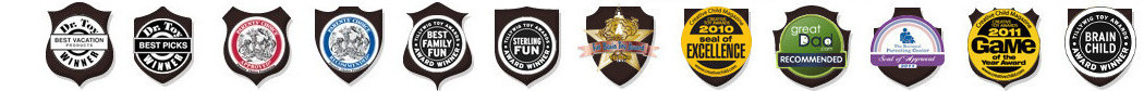 badges footer